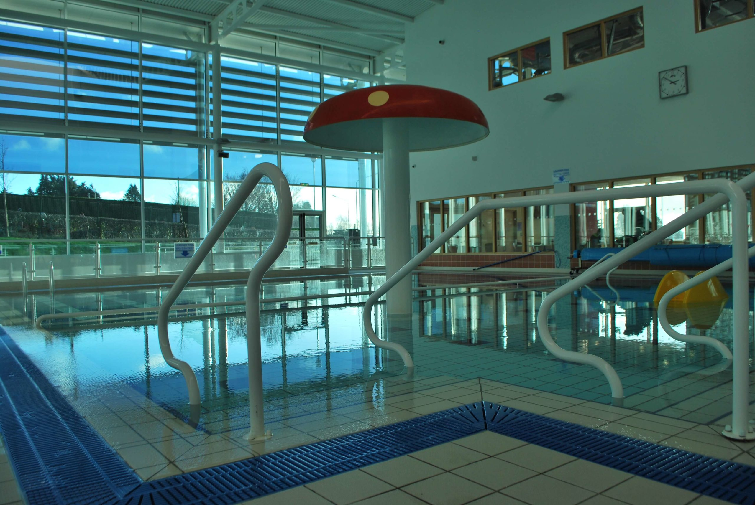 SWIMMING LESSONS & EVENTS